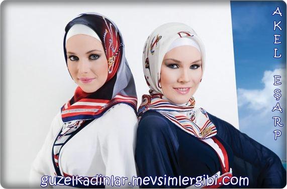 AKEL EŞARPLARI başörtüleri akel eşarp tesettür modası tesettür tekstili ürünleri