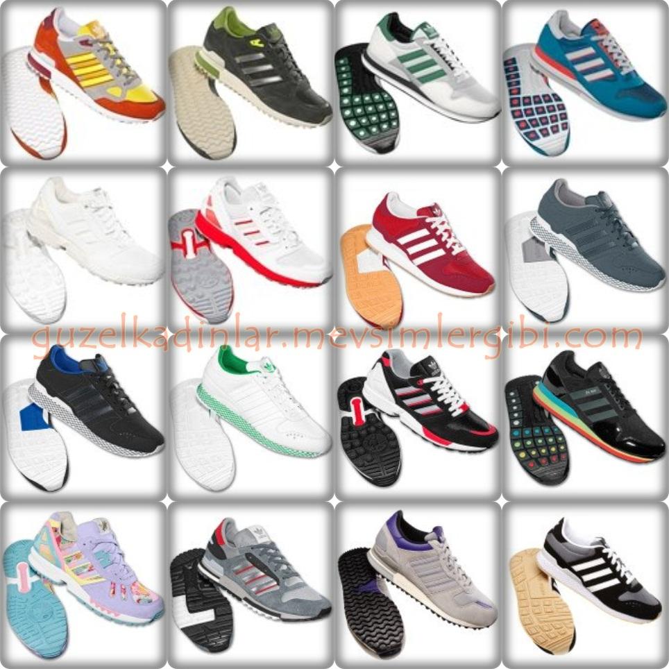 2010 Adidas Originals ZX Series Spor (Koşu, Yürüyüş) Ayakkabı Modelleri ve Fiyatları