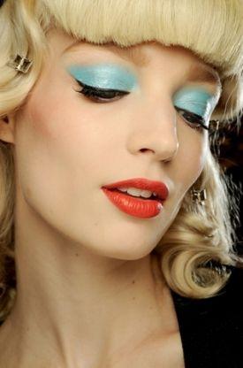 2011 ilkbahar yaz makyaj trendleri modası