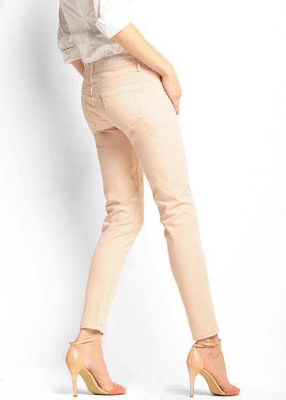 Mango 2011 Renkli Kot Pantolon Modelleri