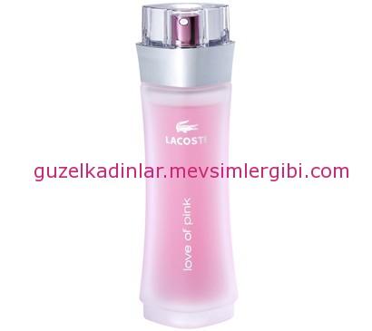 Lacoste Love Of Pink EDT parfüm yazlık parfümler