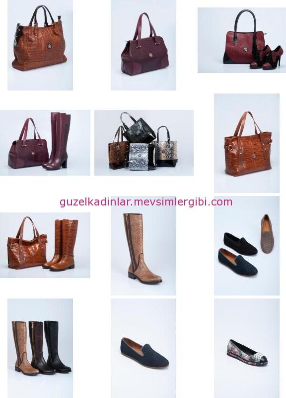 krokodil çanta ayakkabı çizme modası