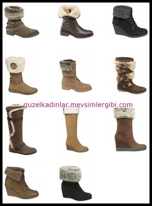 DEICHMANN 2014 bayan çizme modası modelleri