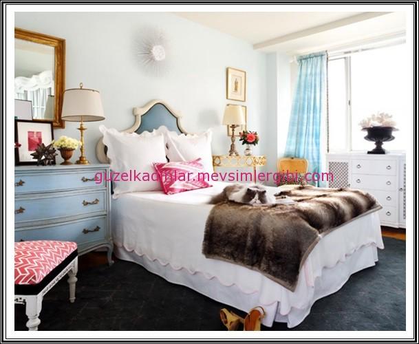 Vivense ev yatak odası dekorasyonu