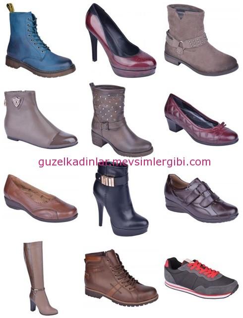 kadın erkek çocuk kış yeni sezon ayakkabılar botlar çizmeler