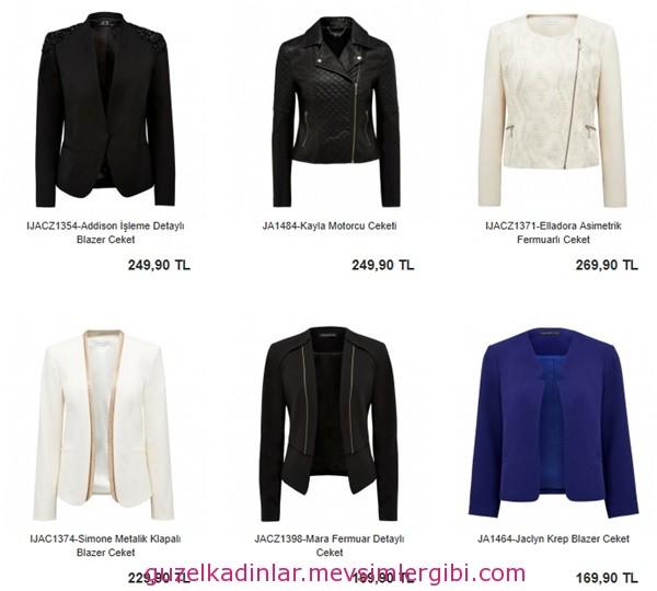 Forever New 2014 Yaz ceket mont modelleri