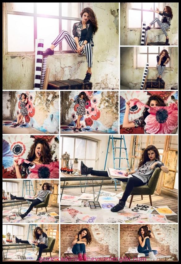 selena gomez 2014 tarzı stili resimleri