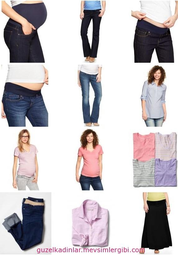 GAP hamile giyim kıyafetleri türkiye