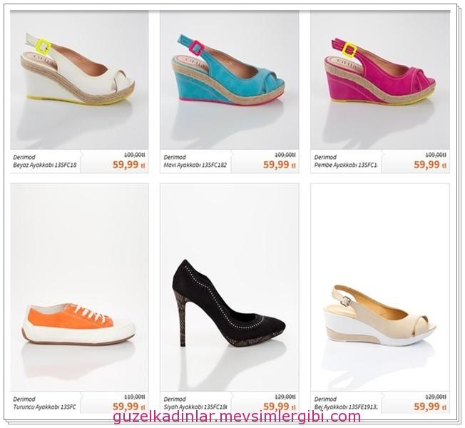 bu yılın modası ayakkabılar ve fiyatları 005