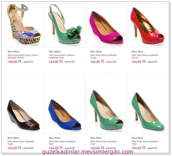 bu yılın modası ayakkabılar ve fiyatları 006