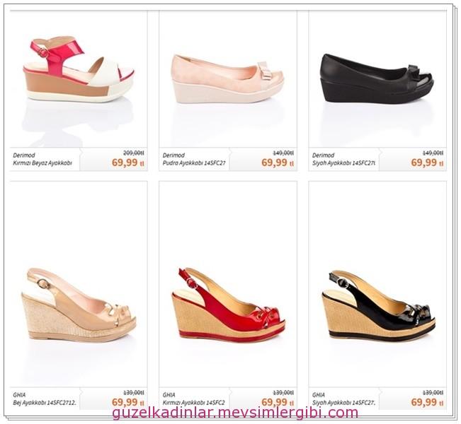 bu yılın modası ayakkabılar ve fiyatları 009