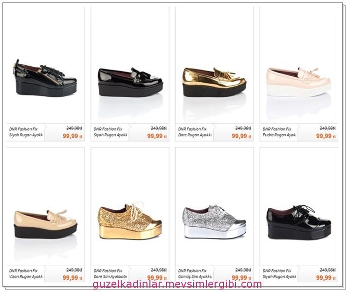 bu yılın modası ayakkabılar ve fiyatları 010