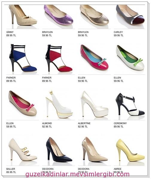 bu yılın modası ayakkabılar ve fiyatları 014
