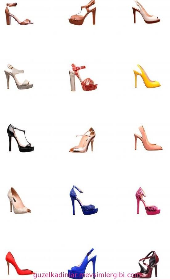 yüksek topuklu stilettolar ile nasıl yürünür stiletto ayakkabı modelleri