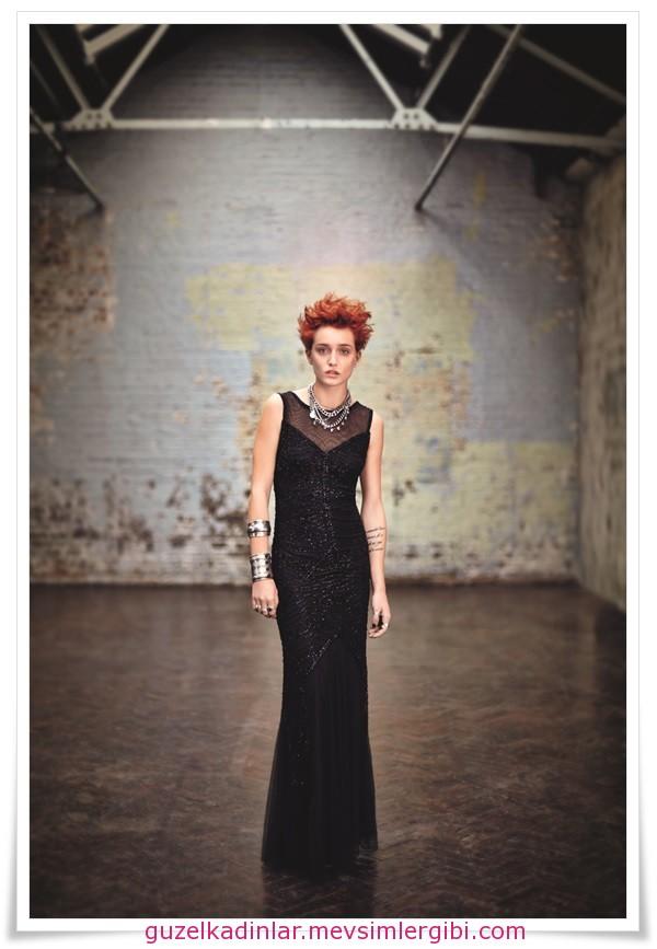 Miss Selfiridge 2014 Sonbahar Kış Koleksiyonu Elbise Modelleri
