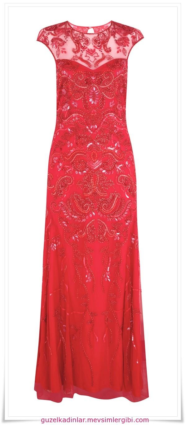 Miss Selfiridge long night dress