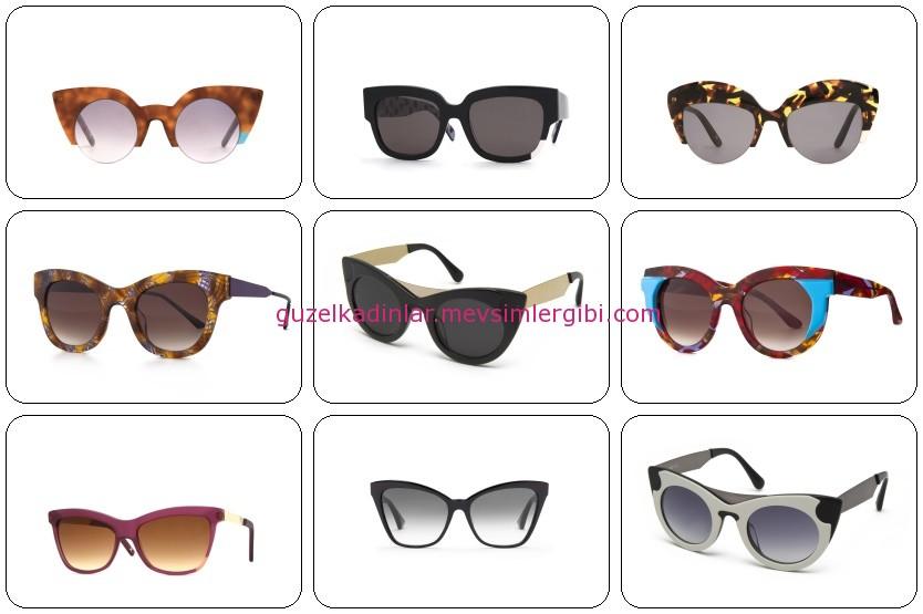 son yılların en moda güneş gözlükleri modelleri