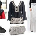 tesettürlü kombinler tesettüre uygun kıyafetler son moda tesettür giyim hijab türban modelleri stilleri 2010 2011 tesettür modası kombin resimleri