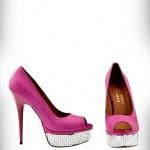 Aşkı Memnu Bihter Peyker Ayakkabıları çok şık trend son moda Sertaç Delibaş Bayan Ayakkabı Tasarımları