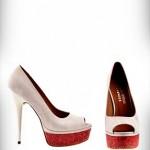 Aşkı Memnu Bihter Peyker Ayakkabıları Pembe Ayakkabı Sertaç Delibaş Bayan Ayakkabı Tasarımları