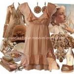vintage kombinler romantik nostaljik renkler pudra rengi