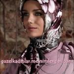 armine 2010 2011 eşarp başörtüsü türban modelleri 001 güzel kadınlar tesettür modası kıyafetleri giyimi
