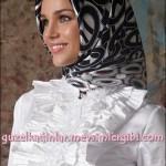 armine 2010 2011 eşarp başörtüsü türban modelleri 005 güzel kadınlar tesettür modası kıyafetleri giyimi