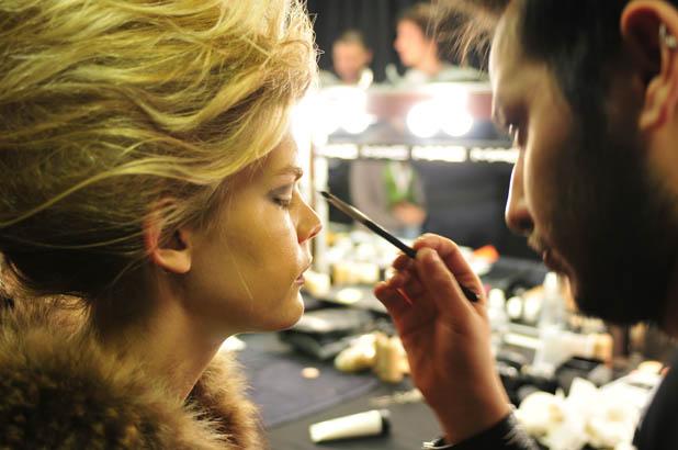 istanbul fashion week moda haftası Backstage kulis arkası resimleri