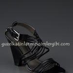 J.Lo Siyah Ayakkabı