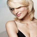 2011 fönlü saç modelleri