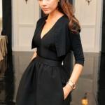 Victoria Beckham 2011 koleksiyonu elbiseleri
