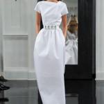 Victoria Beckham 2011 yaz modası elbise modelleri