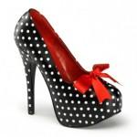 gizli platformlu puantiye modası ayakkabılar