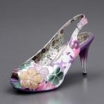 çiçekli ayakkabı modelleri