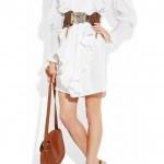 en şık beyaz elbiseler