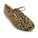 leopar desenli ayakkabı 2012