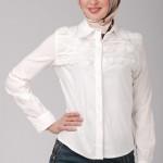 beyaz gömlek modelleri 2012