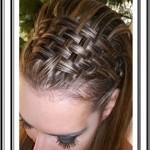 güzel ve farklı saç örgüleri hair braid006 2014 kadın kız çocuk saç modası