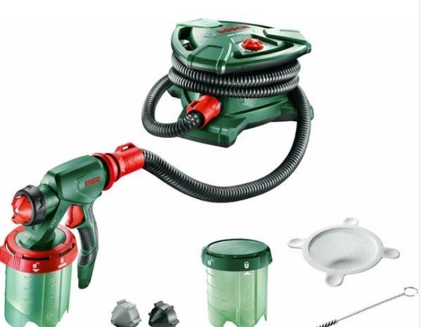 Temiz Durumda Ucuz Bosch Pfs 7000 Boya Püskürtme Sistemi
